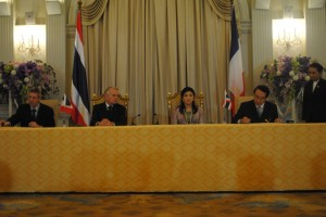 France signs five MoUs